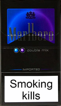 Marlboro Double Mix Cigarette Pack
