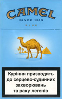 Camel Lights (Blue) Cigarette Pack