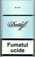 Davidoff Blue Cigarette Pack