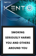 Kent Switch Menthol Cigarette Pack