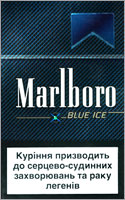 Marlboro Blue Ice (Menthol) Cigarette Pack