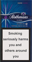 Rothmans Demi Click Purple Cigarette Pack