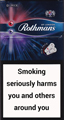 Rothmans Demi Mix Cigarette pack
