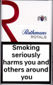 Rothmans Royals KS Red Cigarette pack