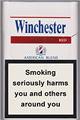 Winchester Red Cigarette pack