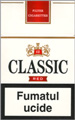 Classic Red Cigarette pack