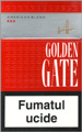 Golden Gate Red Cigarette pack