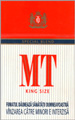 MT Cigarette pack