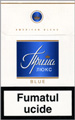 Prima Lux Blue Cigarette pack
