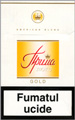 Prima Lux Gold Cigarette pack