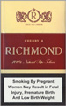 Richmond Cherry 4 Cigarette pack