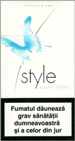 Style Super Slims One Cigarette pack