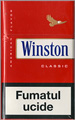 Winston Red (Classic) Cigarette pack