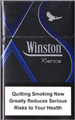 Winston XSence Blue(mini) Cigarette pack