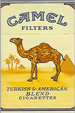 CAMEL FILTER BOX KING