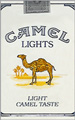 CAMEL LIGHT SP KING