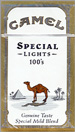CAMEL SPECIAL LIGHT 100 BOX