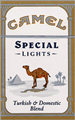 CAMEL SPECIAL LIGHT BOX KING