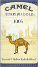CAMEL TURKISH GOLD BOX 100