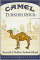 CAMEL TURKISH GOLD BOX KING