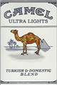 CAMEL ULTRA LIGHT BOX KING
