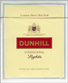 DUNHILL INTERNATIONAL LIGHT KG