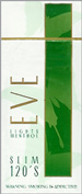 EVE LIGHT MENTHOL 120