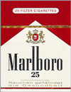 MARLBORO BOX KING 25'S