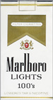 MARLBORO LIGHT SOFT 100