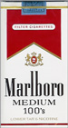MARLBORO MEDIUM 100