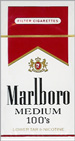 MARLBORO MEDIUM BOX 100