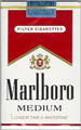 MARLBORO MEDIUM SOFT KING