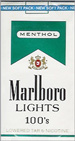 MARLBORO MENTHOL LIGHT SP 100