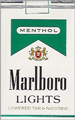 MARLBORO MENTHOL LIGHT SP KING