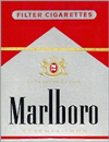 MARLBORO RED 72 BOX