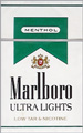 MARLBORO ULTRA MENT. BOX KING