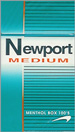 NEWPORT MEDIUM BOX 100